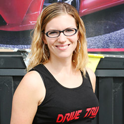 Amber at Drive True Automotive Services